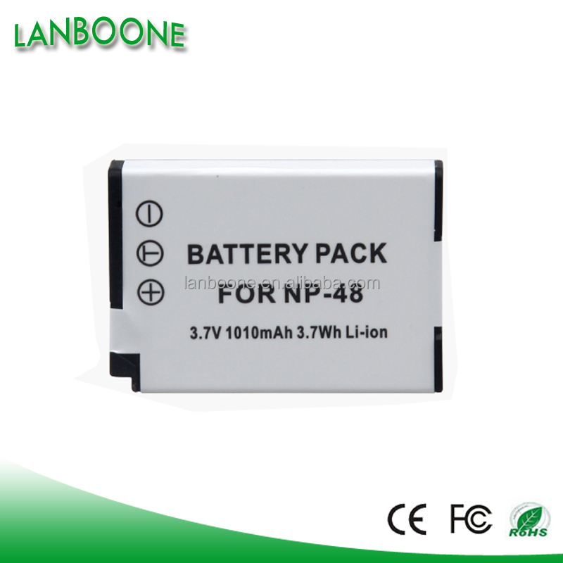 Wholesale Super High Quality Digital Camera Li-ion Battery Pack FNP48, NP-48