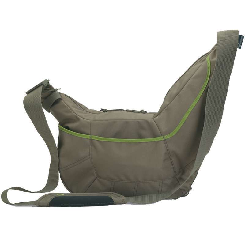 Mica/Green) Lowepro Passport Sling II Carry Bag Shoulder Bag Digital SLR Camera free shipping