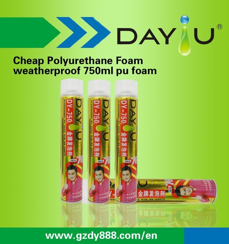 Da You polyurethane mastic pu foam adhesive expansion joint sealant
