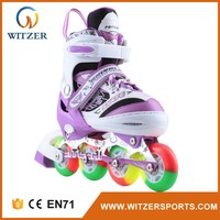 NEW DESIGN fansy big size professional sports cheap mens roller skate