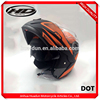 2017 High quality for greater visibility mini motorcycle helmet HD-701