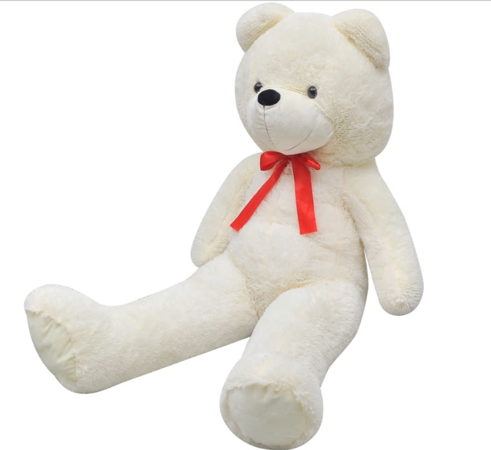 b90ac3054e6 China White Plush Toy Teddy Bear