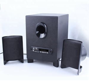 High Quality Home Audio 2.1 Surround Sound Speaker system with BT USB & Remote