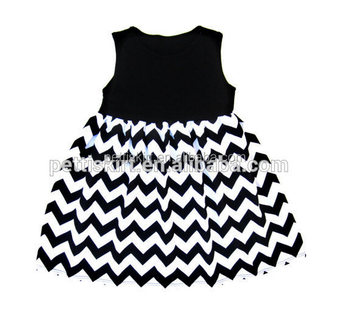 143b7b6d7 New Arrival! Zig Zag Chevron Cotton Children Clothes Baby Girls ...