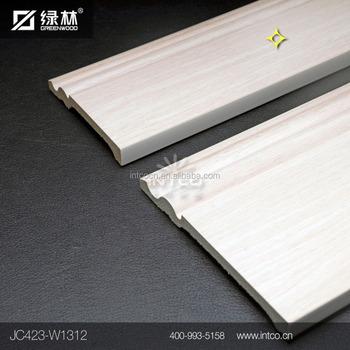 Intco Waterproof Decorative Floor Lowes Baseboard Molding - Buy ...