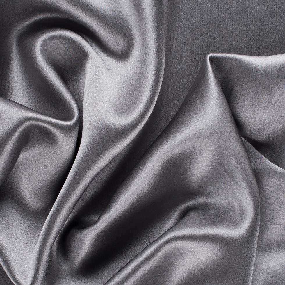 Wholesale High Quality 100% Pure Silk Fabric 16mm 114cm in Stock Crepe Silk Fabric