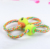 Figure 8 rope & tennis ball dog toy