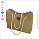Custom logo Canvas Tote Women for Shopping