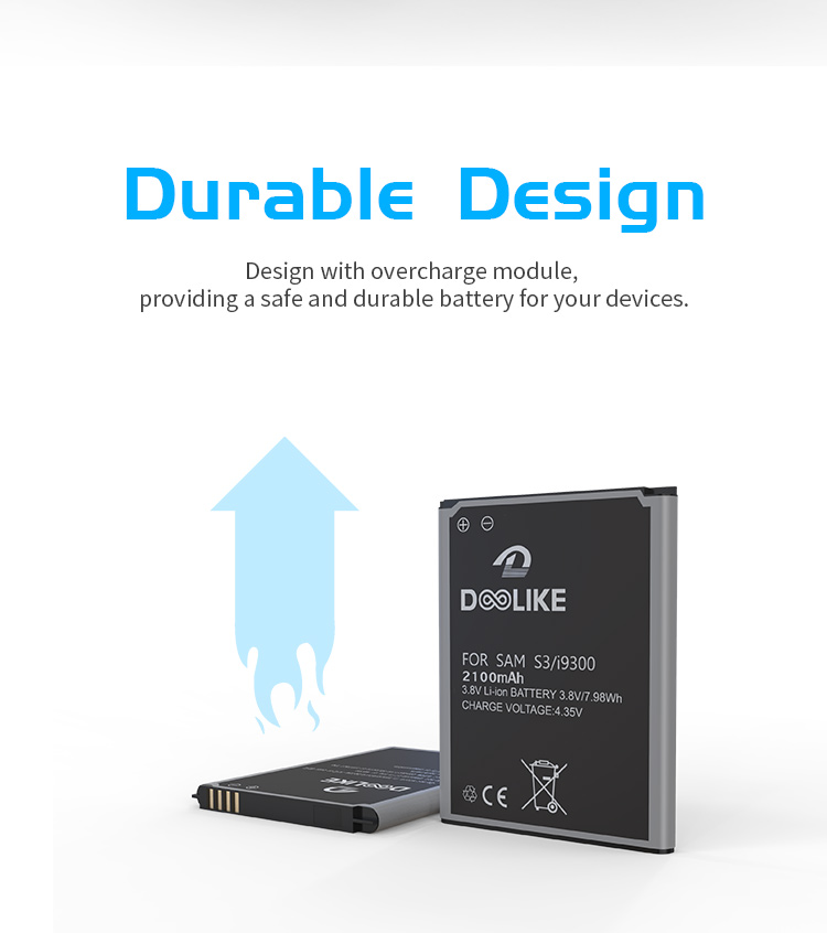 Doolike Factory OEM Custom Logo Best Cell Phone Battery For Xiaomi For iPhone For Samsung For Huawei Battery In Stock