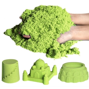 Magic Motion Space Play Sand Educational Creative Fun Kids Toy DIY 2lb