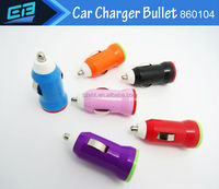2014 Universal Custom USB Car Charger For iPod iPhone 4G 4S 5 5S For Samsung Blackberry