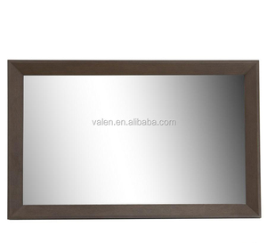 Custom Decorative Wall Large Salon Mirror Stand