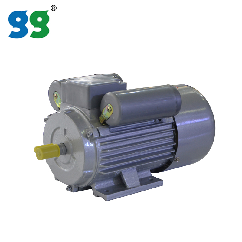 Shanghai Goldgun small electric ac gear motor with gearbox