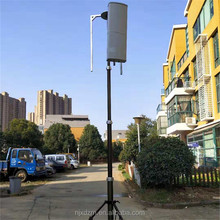high quality 1-30m locking  pneumatic telescopic mast communications tower