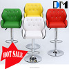 wholesale leather dining chair/white leather dining chair/leatehr bar stools