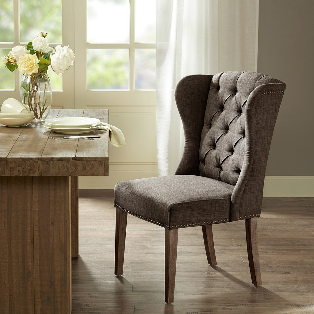 Cheap Grey Tufted Dining Chair, find Grey Tufted Dining ...