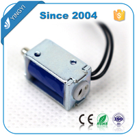 one way two positions electric solenoid valve small 3v dc solenoid valve