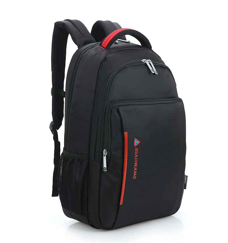 390d66a2f3 High quality 1680D strong nylon business bag 14 15 17 inch waterproof  school laptop backpack