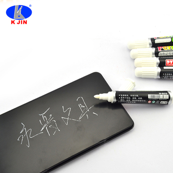 New Design customized 4pcs White Board Permanent Magic Marker with paper box