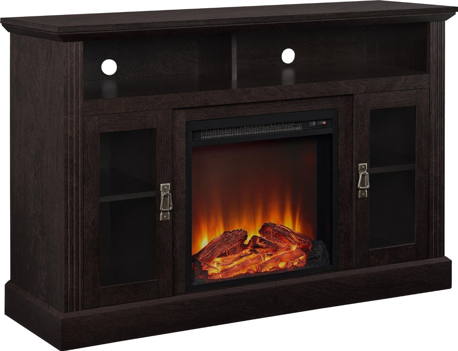 Buy Tv Stand For Flat Screens Electric Fireplace Screen Console