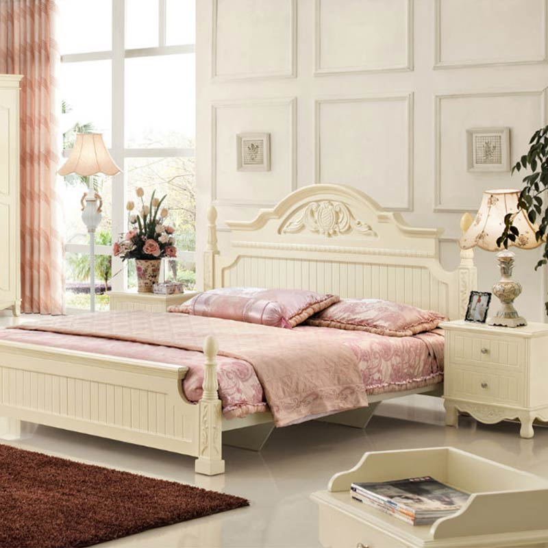 Global Hot Sell Small Rooms Furniture Teenage Girl Bedroom Sets