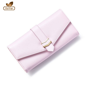 8894b21abb1d51 New arrival lady multicard large wallet stylish leather wallet bag hand  purse for girl