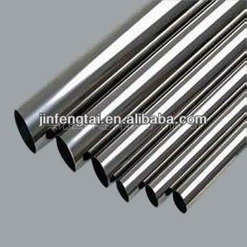 polished decoration seamless stainless steel pipe