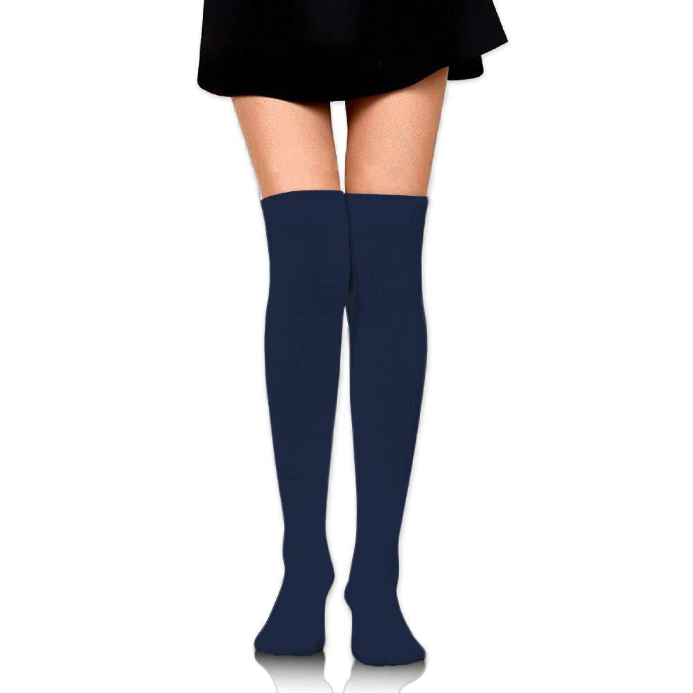 1f4ec78fec0 Get Quotations · JINUNNU Women Thigh High Socks Over The Knee High Leg  Warmer Sand Dune Solid Color Boot