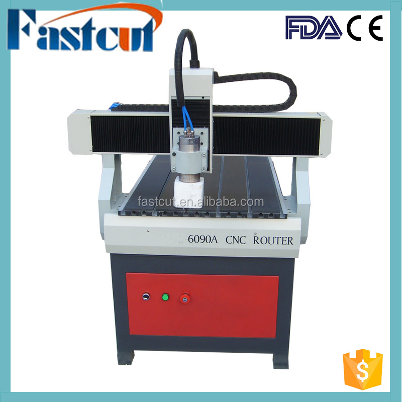 Foam cutting cnc router advertising engraving machine type 6090 for mdf/acrylic/plastic/metal/plywood