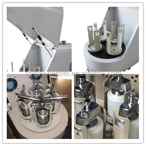 Cheap manufacture price for mini planetary ball mill