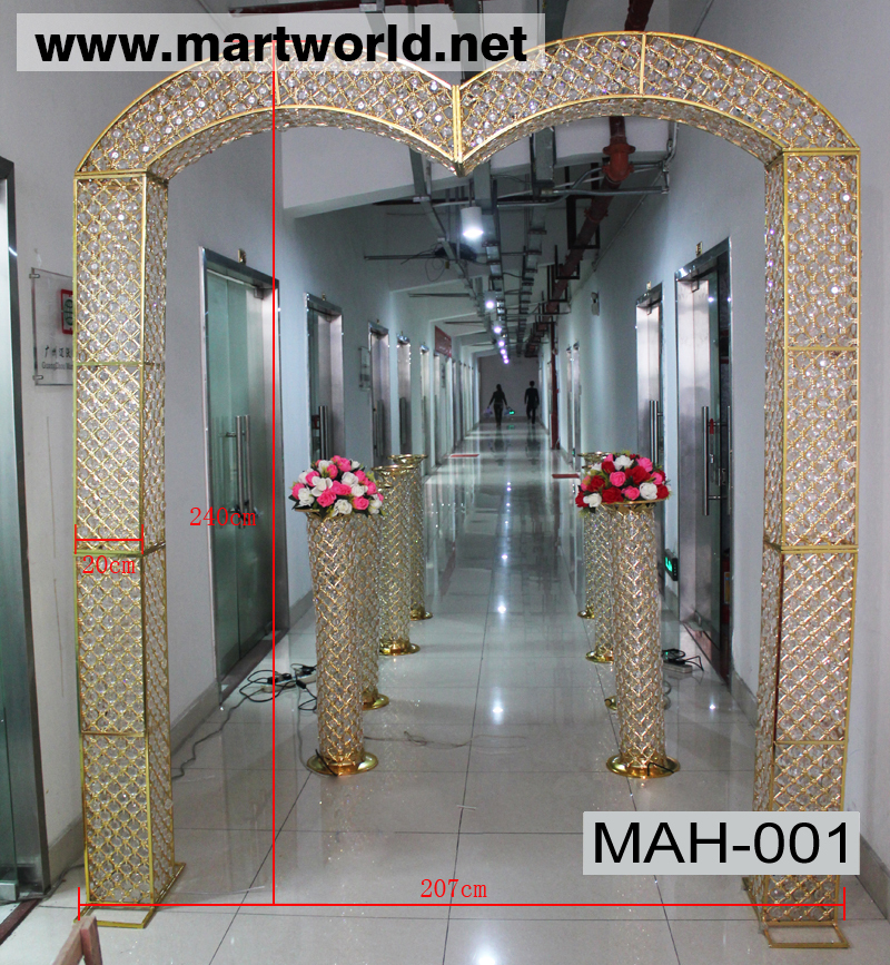 2018 New 40 Inch Rgb Led Pillars Columns For Wedding Decorations