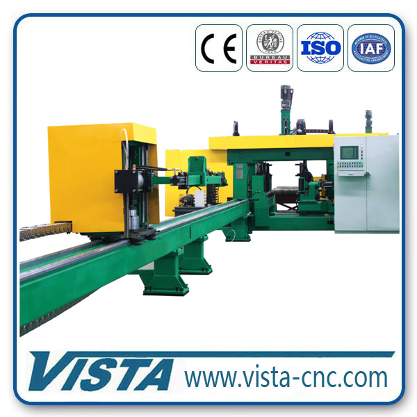 Structural Steel H Beam Drilling Machine BDM1260/7A
