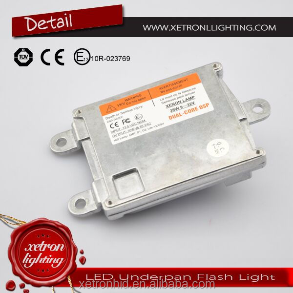 2 Year warranty best quality Original CANBUS Ballast h.i.d. headlights with amp D1 D2 connector
