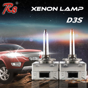 Hot sell d3s 6000k xenon bulb lifetime D3 35w xe bulb HID xenon headlights vs halogen lights xenon lamp life