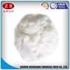 Wholesale Recycled Polyester Fiber Polyester Staple Fiber White Color