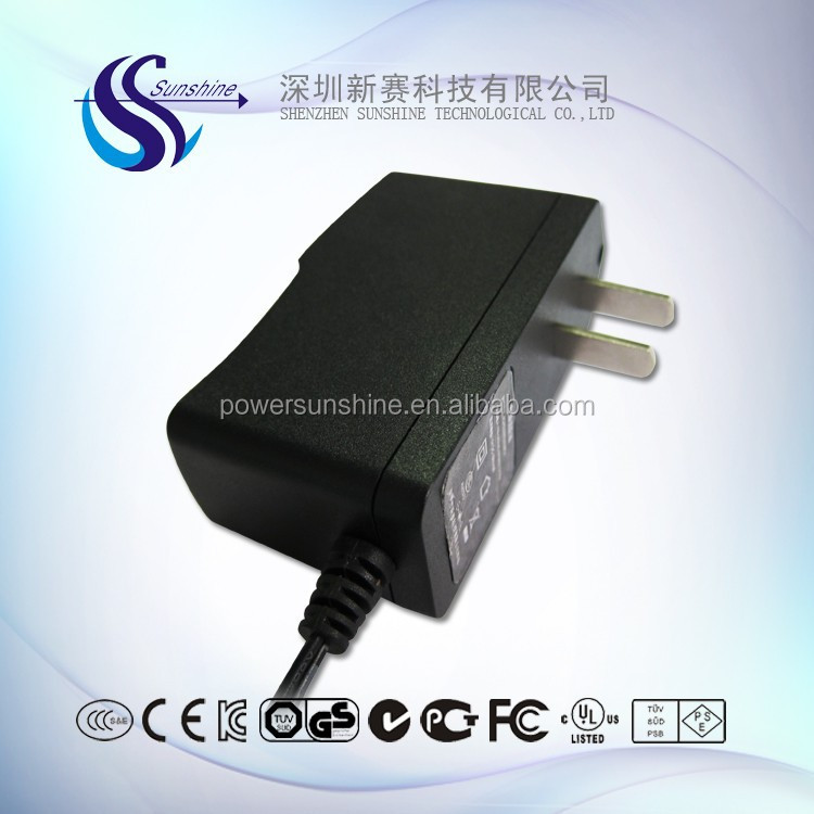 6V 2A 2000mA switching power supplies powre adapter for toys