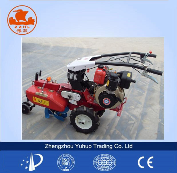 motor potato plough for earthing up hot sale in 2016