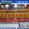 new design low price/cost aac block making machine indonesia