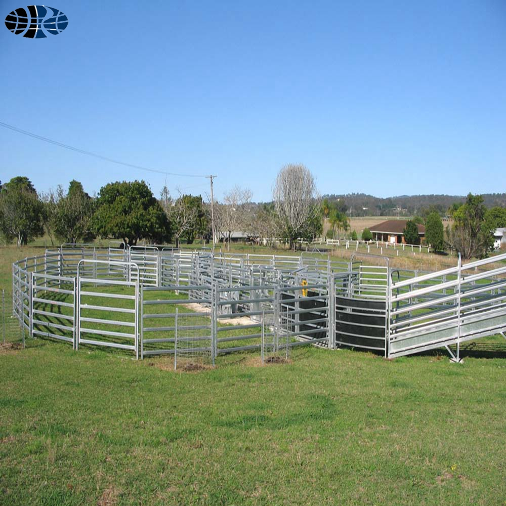 Australia standard portable and permanent cheap cattle panels for sale