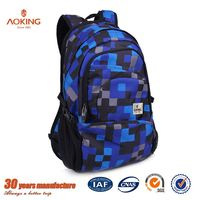 Cheap price fancy promotional unisex travel korean fashion teenagers school bags/.