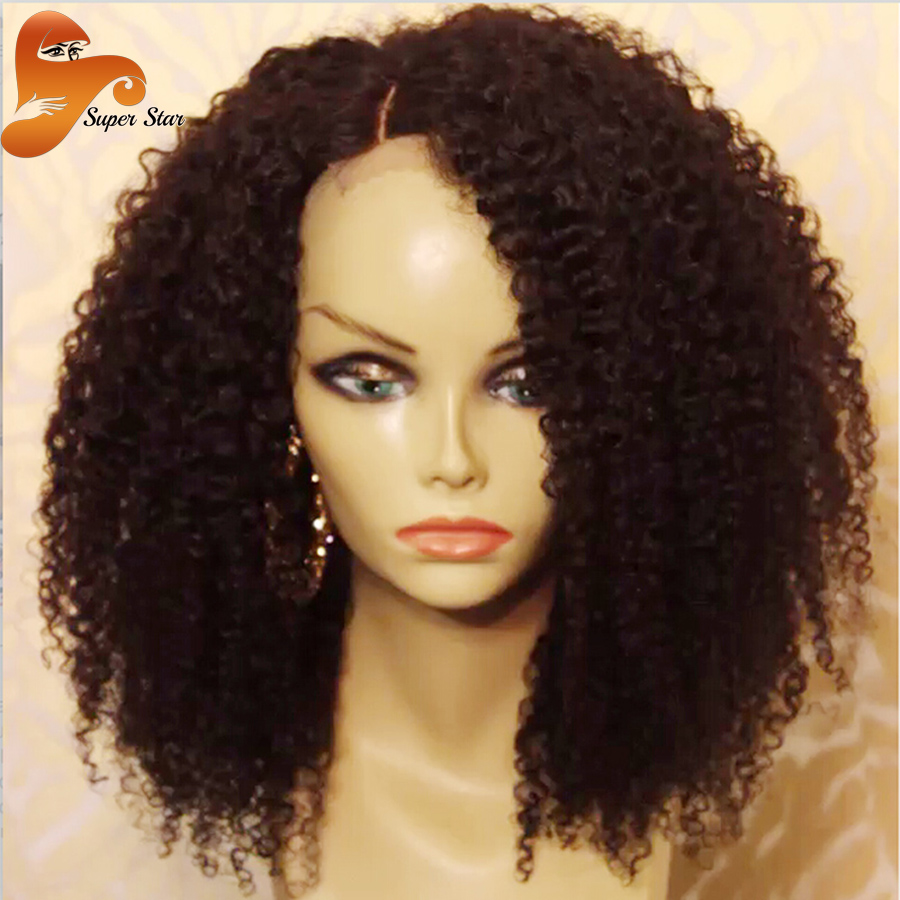 Aliexpress.com : Buy Virgin Mongolian Kinky Curly Full ...