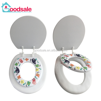 Wholesale Eco Friendly Pp Portable Pvc Toilet Seat Cover Soft Padded Toilet Seat In Bathroom Buy Soft Padded Toilet Seat Portable Pvc