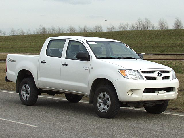 Toyota pick up hilux