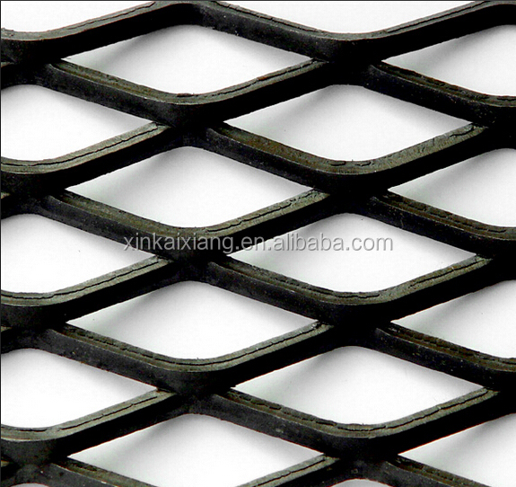 Expanded Metal Mesh : Stainless steel expanded sheets metal mesh