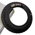 AF chip confirm Lens Adapter Ring for M42 To Canon EOS Camera body 6D 7D 550D