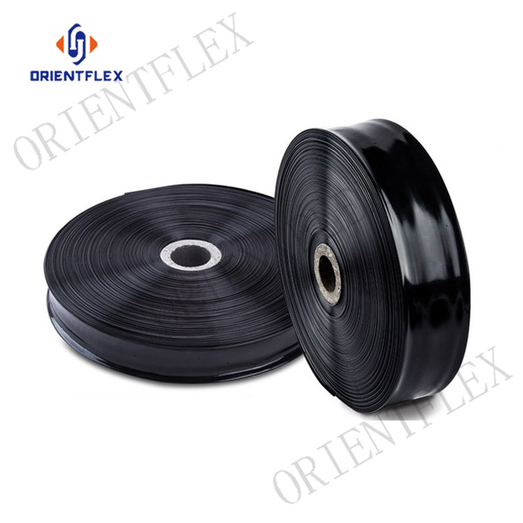 High quality flexible high  performance PE layflat hose supplier