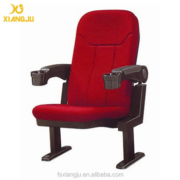 Plastic Cover Theater Seat Parts Cinema Hall Chairs Indoor