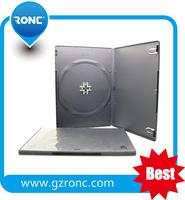 Strong CD Holder 7mm 9mm 14mm hard plastic DVD CD Case
