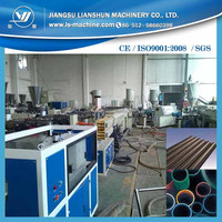 extrusion machine/production line for PPR glass fiber pipe