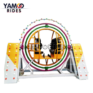 Amusement games amusement ride human gyroscope rides for sale
